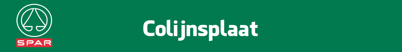 Spar Colijnsplaat Folder