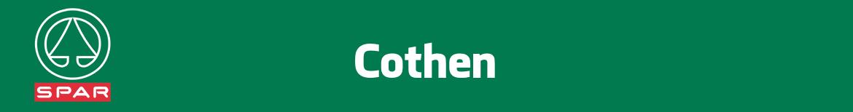 Spar Cothen Folder