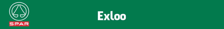 Spar Exloo Folder
