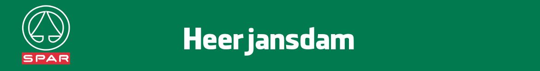 Spar Heerjansdam Folder