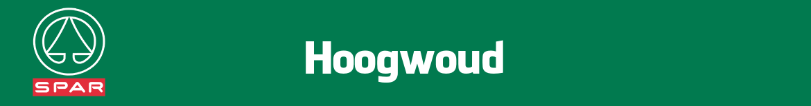 Spar Hoogwoud Folder