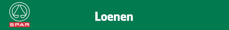 Spar Loenen Folder
