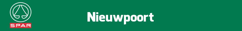 Spar Nieuwpoort Folder