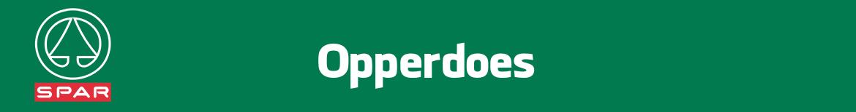 Spar Opperdoes Folder