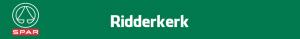 Spar Ridderkerk Folder