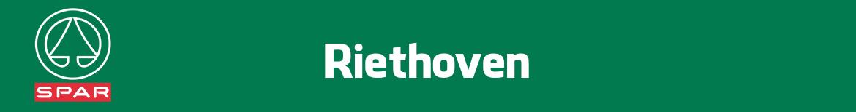Spar Riethoven Folder