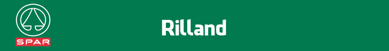 Spar Rilland Folder
