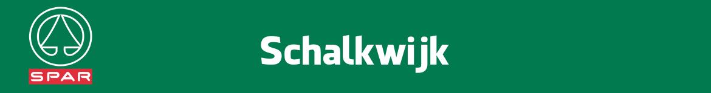 Spar Schalkwijk Folder