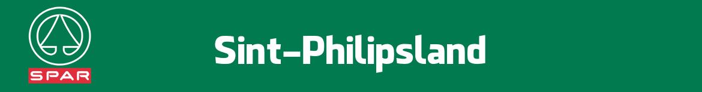 Spar Sint Philipsland Folder