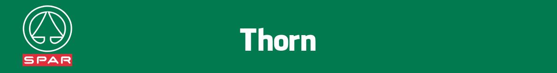 Spar Thorn Folder