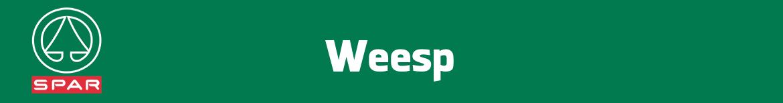 Spar Weesp Folder