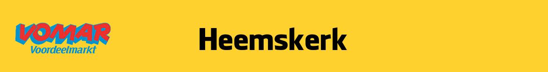 Vomar Heemskerk Folder