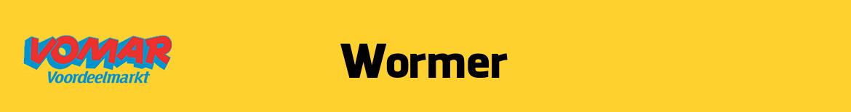 Vomar Wormer Folder